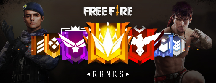 Free Fire Ranks