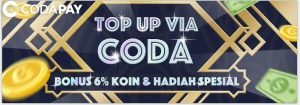 Top-up Koin Go Live