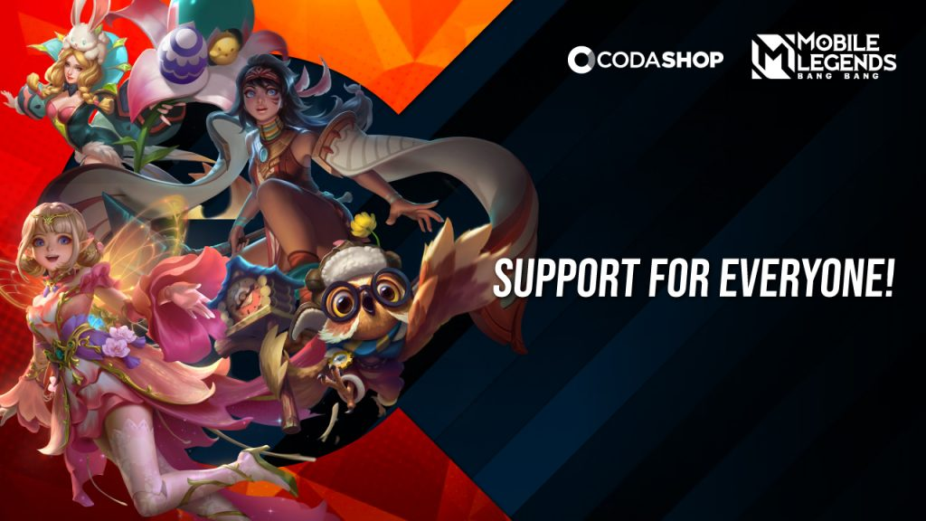Support Heroes in Mobile Legends