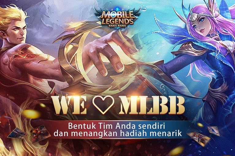 Event Kontes Video We Love MLBB