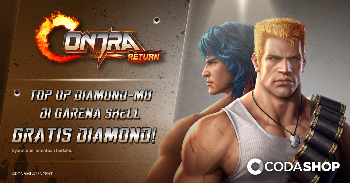 First Top-Up Contra: Return