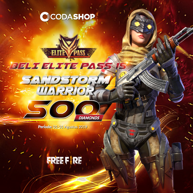 Elite Pass Free Fire Season 15